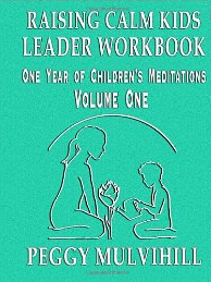 raising calm kids workbook cover